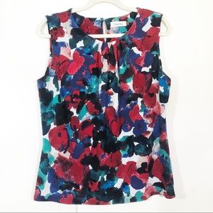 Calvin Klein | Floral Blouse